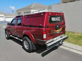 Nissan Hardbody double cab 2008 for sale