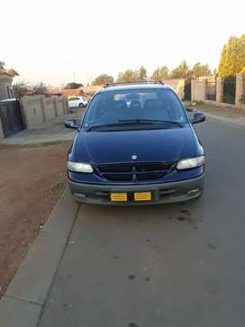 Chrysler voyager stripping for parts
