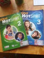 New hotspot 2 i 3 część - podr do angielskiego dla szkół podstawowych