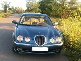 Jaguar S-TYPE 2000г.