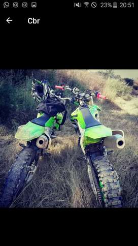 Looking for n dirt bike to pay off