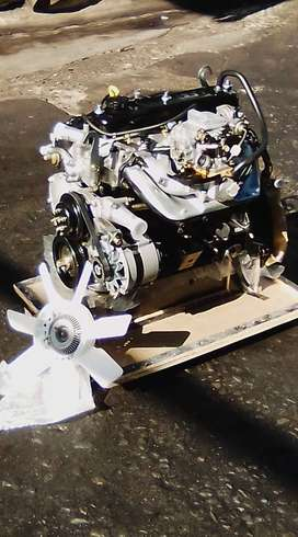 Toyota Hilux / Hiace 3Y 8b Carb Complete New Engine For Sale