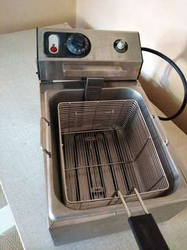 Industrial chips fryer for sale