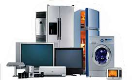 Television and refrigeration repair