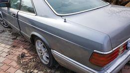Mercedec Benz klasa S W 126 sec 560 na części silnik 5.6 v8 88r.