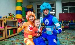Клоун на праздник – это оригинальное и незабываемое поздравление для В