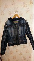 Куртка женская джинсовая/Косуха
