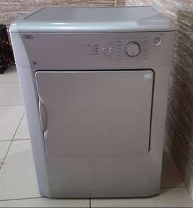 8kg Metallic Defy tumble dryer DTD311