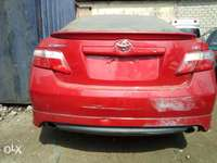 Toks Camry Sports Edition 2007 0