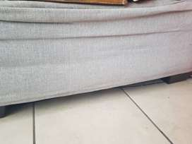 Soft fold up sleeper couch