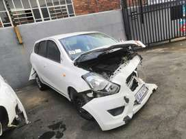 Datsun Go+ 1.2 Lux Stripping For spares