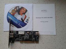 kontroler PCI IEEE1394 NEC Mint