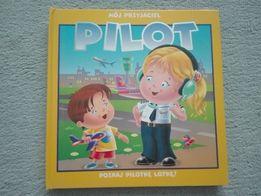 duża książka rozkładanka PILOT