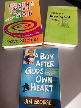 Christian Boy Books