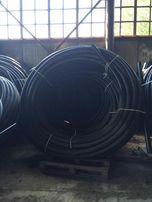 Труба для воды полиэтиленовая диаметр 75 и 90 мм. Распродажа.