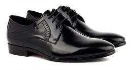 Классические мужские туфли (дерби) BRASKA