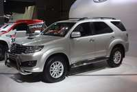 Image of 2014 Toyota Fortuner 3.0 D4D Raised Body AUTOMATIC 340K