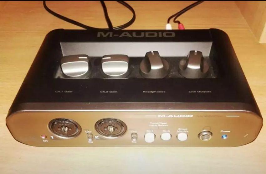 Zvočna kartica M-Audio 0