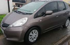 Honda Jazz with R15000 cash back option