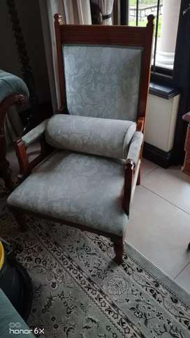 2 x Edwardian Occasional Chairs