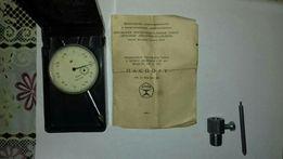 Индикатор ич 10 с приспособлением для выставления зажигания яиж минск