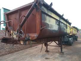 Top Trailer side tipper for sale