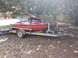 Jet skis for sale or to swop for rubber duck