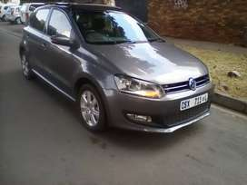 2013 Volkswagen Polo TDI, 84,000km, sunroof, manual