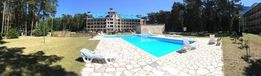 Apartament z basenem w Łukęcinie dla 4 osob