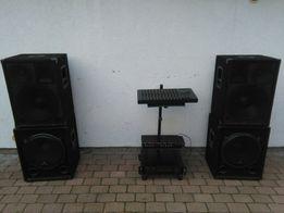 Kolumny i sprzęt muzyczny