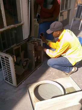 Refrigeration and Air conditioning Services and installation