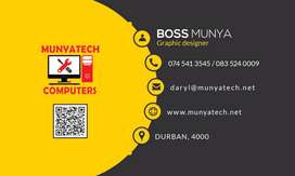 PROFESSIONAL BUSINESS CARDS, DESIGN AND PRINTING