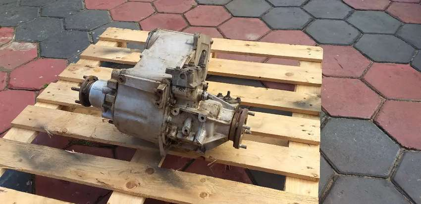 Land rover Td5 transfer case 0