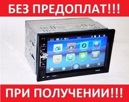 Автомагнитола 2 Din Pioneer 7040CRB, 7'' экран, USB, SD, Bluetooth