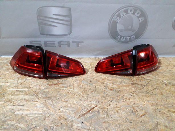 Фонари стопы задние стопи VW Golf 7 VII USA Киверцы - изображение 1