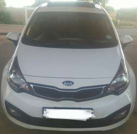 Rent to own 2014 Kia Rio Sedan 1.4 TEC