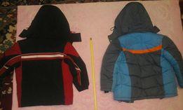 Курточка на рост 122