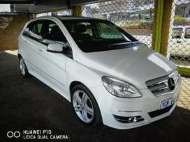 Mercedes benz B200 Turbo  2008.