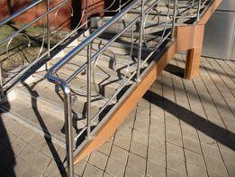 Поручни, лестницы, пандусы любой сложности из нержавеющей стали