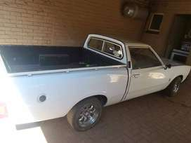 1975 big six v6 2.5 cortina bakkie