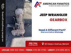 Jeep Wrangler Gearboxes For Sale!
