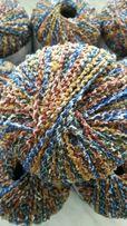 Нитки для вязания пряжа FLORA