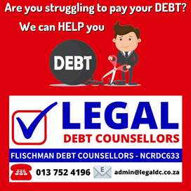 STRUGGLING TO PAY YOUR DEBT?