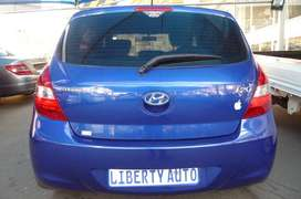 2010 #Hyundai i20 1.4 Fluid 100,000km Hatch Back Manual LIBERTY AUTO
