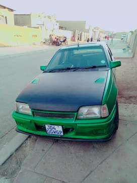 Opel car car for sell..  negotiable