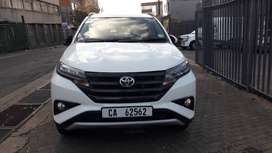 2018 TOYOTA RUSH 1.4 AUTOMATIC TRANSMISION FOR SALE