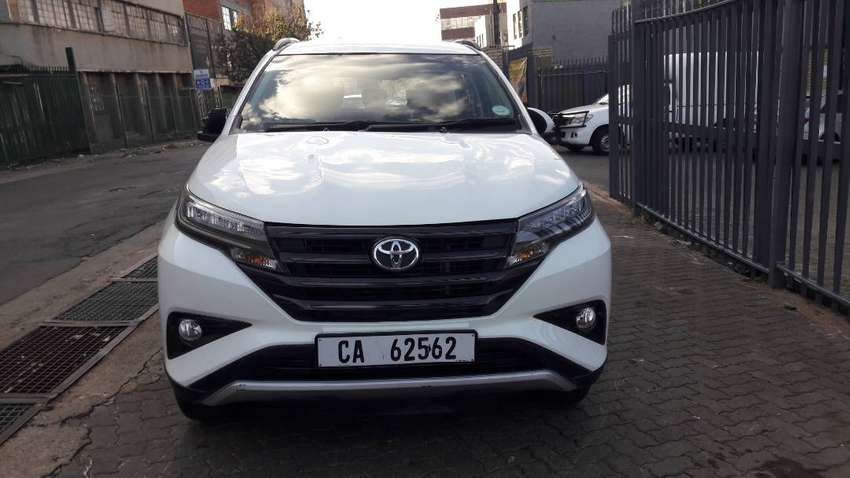 2018 TOYOTA RUSH 1.4 AUTOMATIC TRANSMISION FOR SALE 0