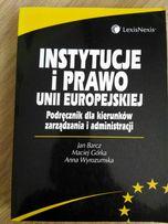 Instytucje i prawo Unii Europejskiej