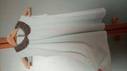 Блузочка, блузка разлетайка, кофточка нарядная 36р.,S