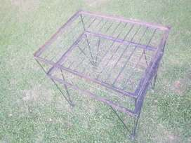 Pet cage stand. Fish tank stand
